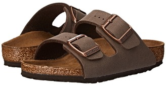 Birkenstock Kids - Arizona Girls Shoes $59.95 thestylecure.com