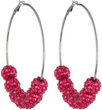 Fragments for Neiman Marcus Fireball Bead Hoop Earrings