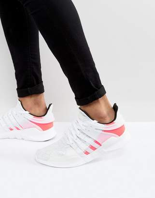 adidas Eqt Support Advance Sneakers In White Bb2791
