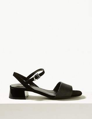 b76eed60649 Marks and Spencer Black Women s Sandals - ShopStyle