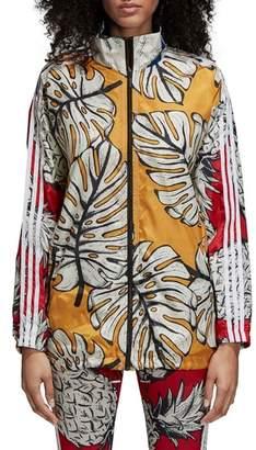 adidas x The FARM Company Mixed Print Jacket