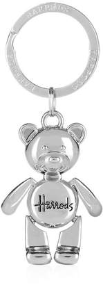 Harrods Jointed Teddy Keyring