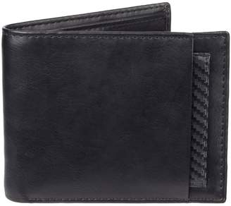 Apt. 9 Men's RFID-Blocking Extra Capacity Slimfold Wallet