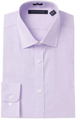 Tommy Hilfiger Slim Fit Washed Oxford Dress Shirt