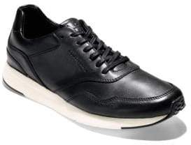 Cole Haan Grandpro Leather Runner Sneakers