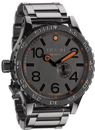 Nixon 'The 51-30' Bracelet Watch