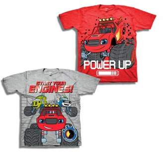 BLAZE AND THE MONSTER MACHINES Blaze and the Monster Machines Short Sleeve T-shirt, 2-pack (Toddler Boys)