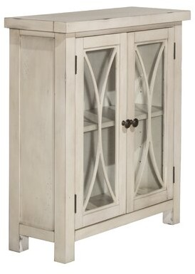 Charlton Home Chatham Square 2 Door Accent Cabinet Charlton Home