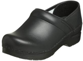 Dansko Women's Professional Box Leather Clog