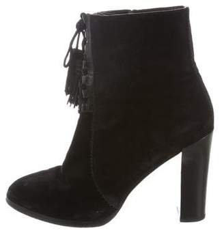 Michael Kors Tassel Ankle Boots