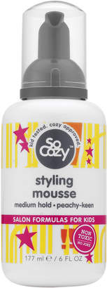 SoCozy Behave Styling Mousse Medium Hold $11.95 thestylecure.com