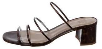Maryam Nassir Zadeh Martina Slide Sandals