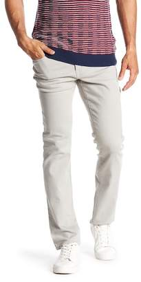 "William Rast Dean Slim Straight Twill Pants - 30-32"" Inseam"