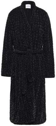 Antik Batik Luxor Sequined Crepe De Chine Coat