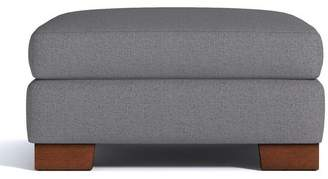 Apt2B Melrose Large Ottoman in RHINO - CLEARANCE