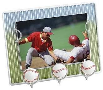 Tiny Love Sports Page Novelty - 4 x 6 Baseball Picture Frame by Russ Berrie