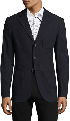Diesel Black Gold Men's Jaxin Cotton Sportcoat