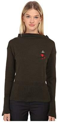 Vivienne Westwood Women's Basic Knitwear Classic Sweater