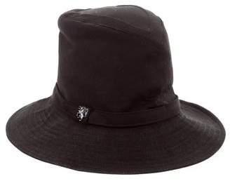 Philip Treacy Wide Brim Trilby Hat