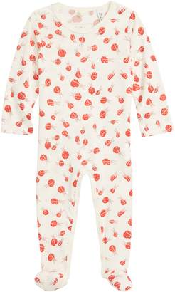 Stella McCartney Twiddle Ladybug Footie