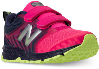 New Balance Little Girls' FuelCore Nitrel v3 Running Sneakers from Finish Line