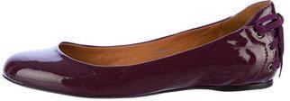 Vera Wang Ballet Flats $125 thestylecure.com