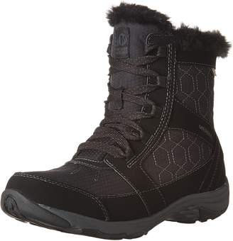 Merrell Women's Albury Mid Polar Waterproof Snow Boots