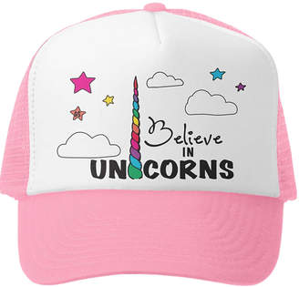 Grom Squad I Believe in Unicorns Trucker Hat