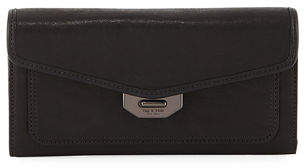 Rag & Bone Field Shiny Continental Wallet