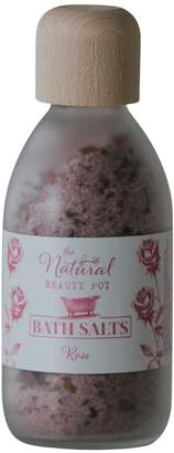The Natural Beauty Pot - Rose Bath Salts