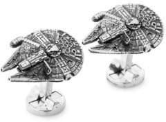 Cufflinks Inc. Cufflinks, Inc. 3D Millennium Falcon Cufflinks