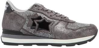 Vega Stars Suede & Nylon Sneakers