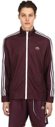 adidas By Alexander Wang Aw Printed Zip-Up Track Jacket