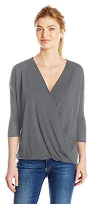 Colosseum Women's Devotion Wrap Top