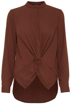 Ichi Crosso Knotted Shirt