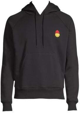 Ami Smiley Cotton Hoodie