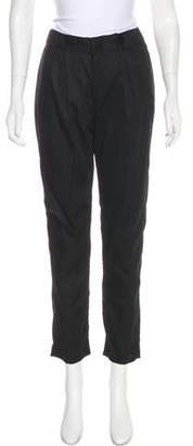 Dries Van Noten High-Rise Patterned Pants