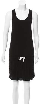 Monrow Sleeveless Mini Dress