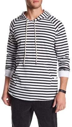 Kinetix Balos Striped Raglan Hoodie