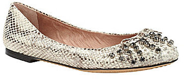 Vince Camuto Friso Exotic Snake Flats