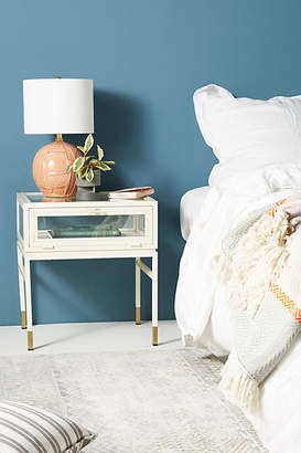 Anthropologie Tannehill Display Side Table