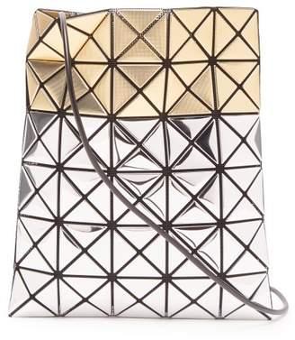 Bao Bao Issey Miyake Platinum Stardust Cross Body Bag - Womens - Silver Gold