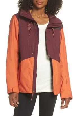 The North Face Superlu Weatherproof Hooded Ski Jacket