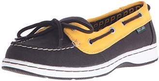 Eastland Women's Sunset MLB Pirates Boat Shoe