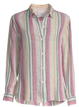 Rails Sydey Stripe Button Down Shirt