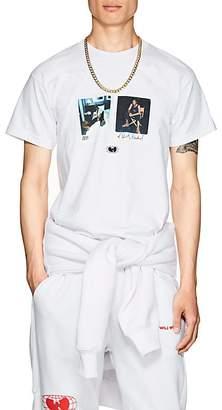 Wu Wear Men's Photo-Print Cotton T-Shirt