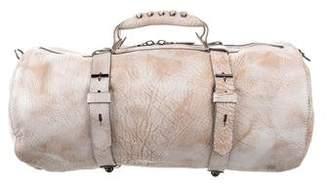 Reed Krakoff Distressed Leather Handle Bag