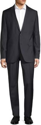 HUGO BOSS Regular Fit Wool Suit