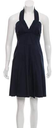 Celine Sleeveless Knee-Length Dress