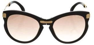 Jimmy Choo Lana Bendable Sunglasses